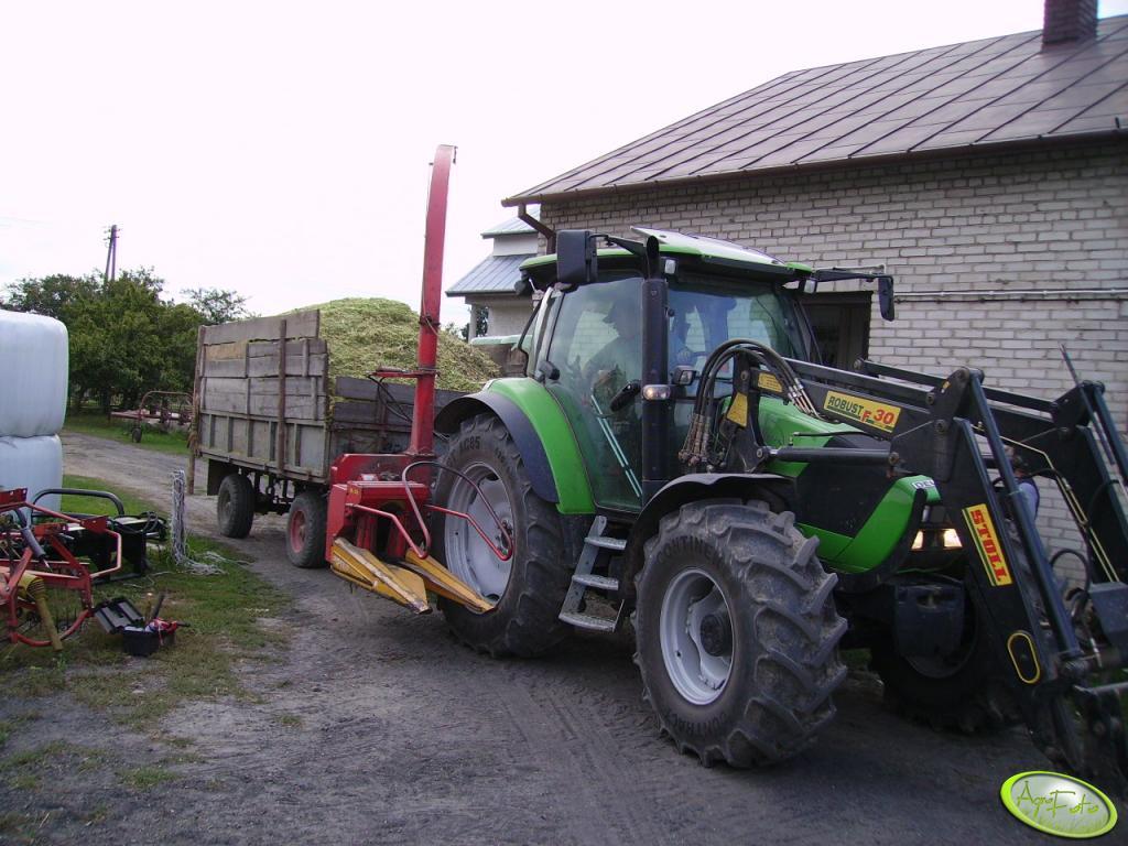 DF Agrotron K100