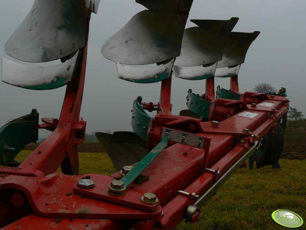 Kverneland ES 100 5-skibowy