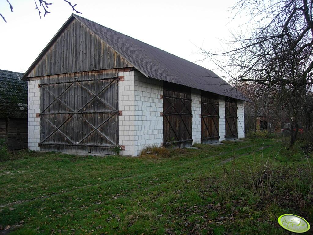 Big garage