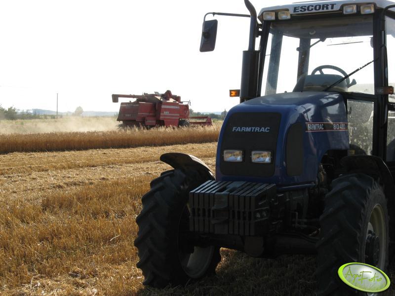 Farmtrac i MF