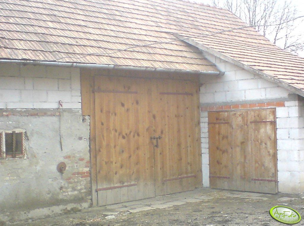 Stodoła i warsztat