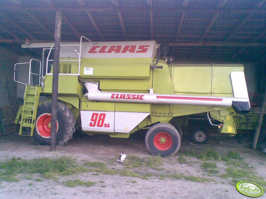 Claas 98sl