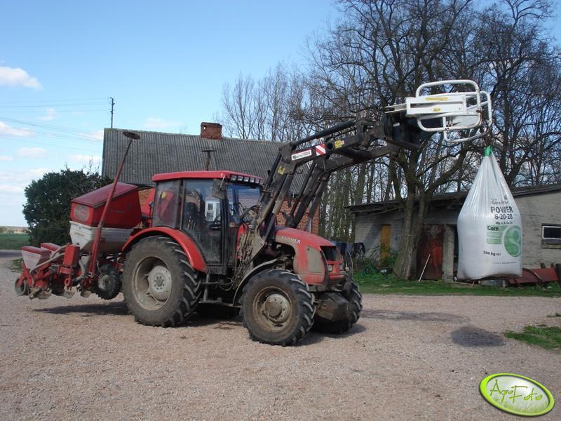 Farmer 8244 + OptimaAccord i BigBag