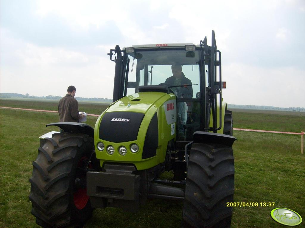 Claas Celtis 456 and Ja
