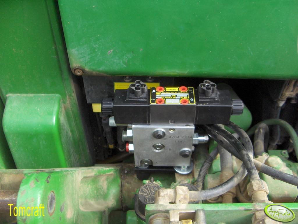 John Deere 6920 - System GPS