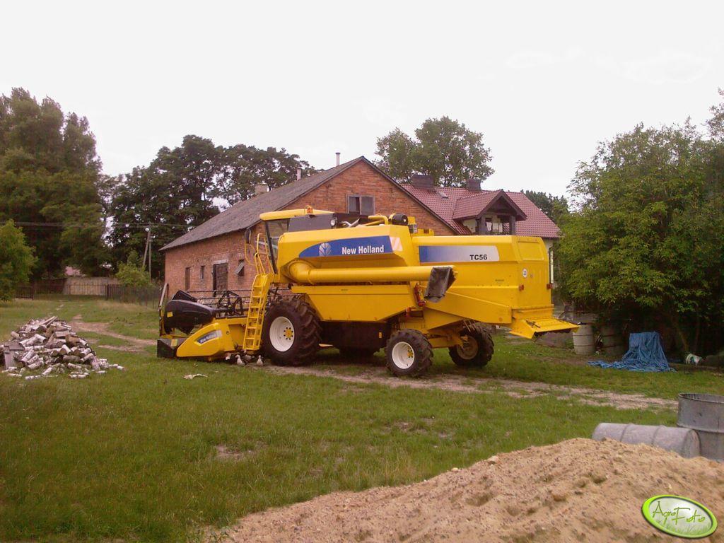 New Holland TC 56