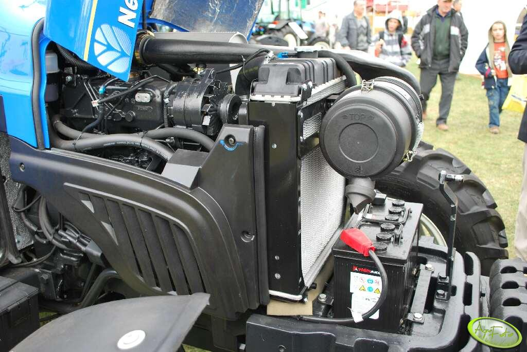 New Holland TT55