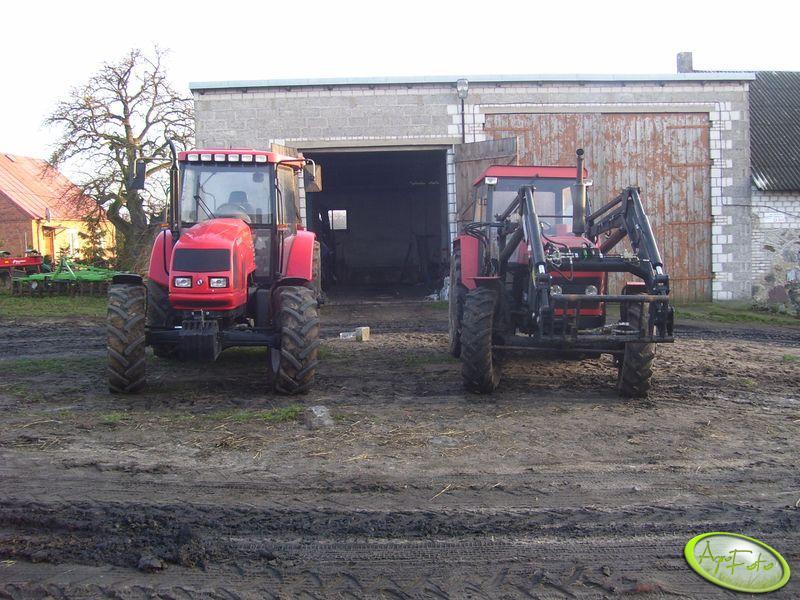 Farmer 10244 i Ursus 1224