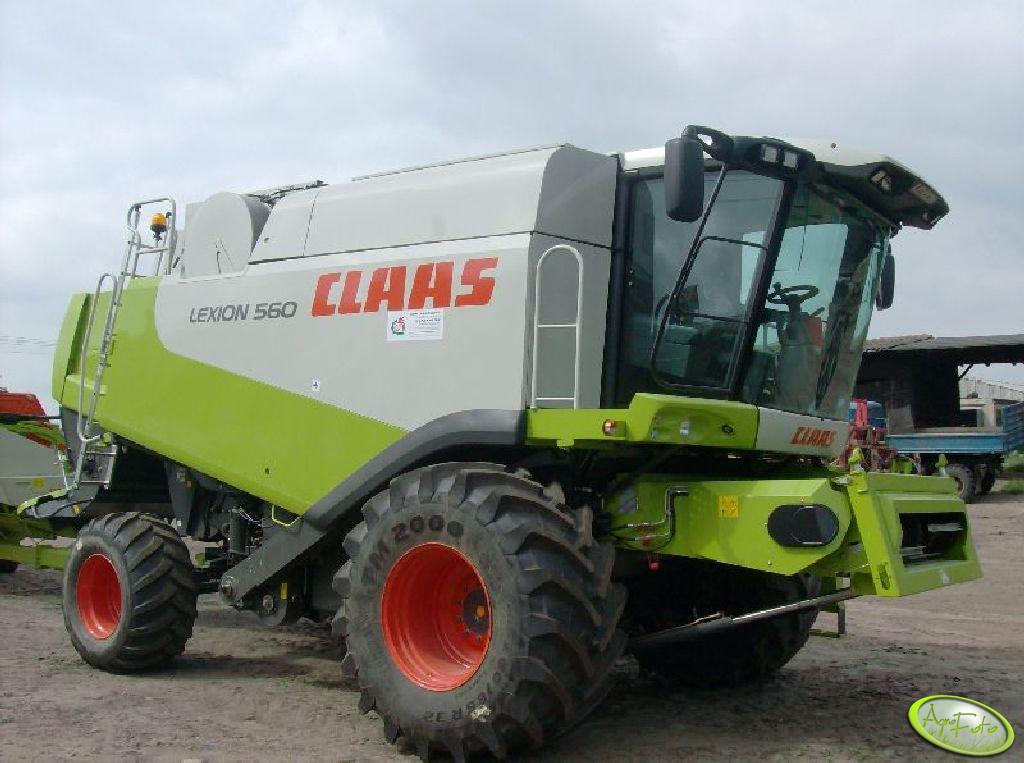 Class Lexion 560