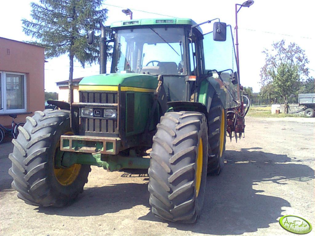 JD 6800 + Becker