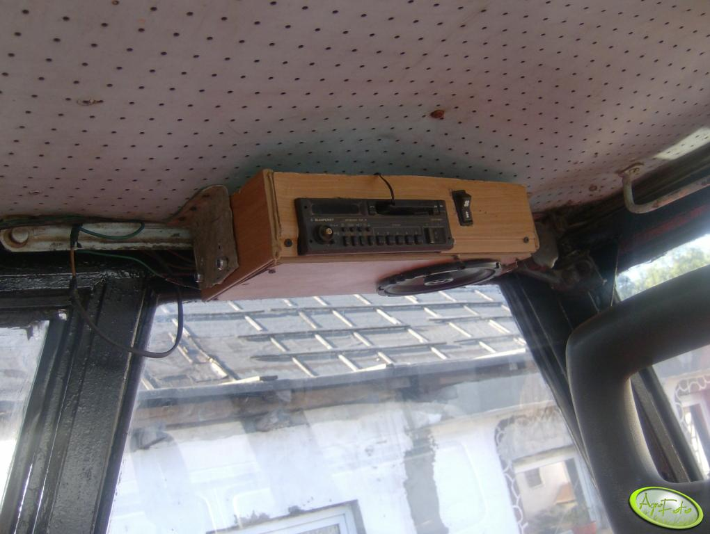 Radio w Ursusie C-385