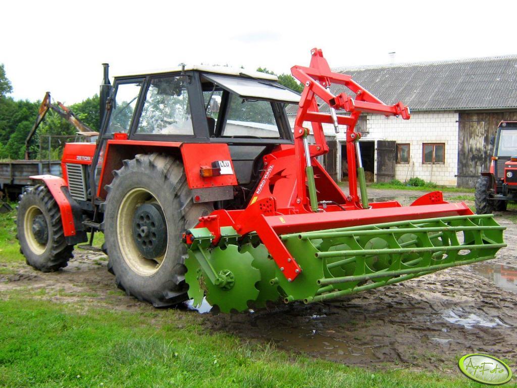 Zetor 10045 + Agro-masz