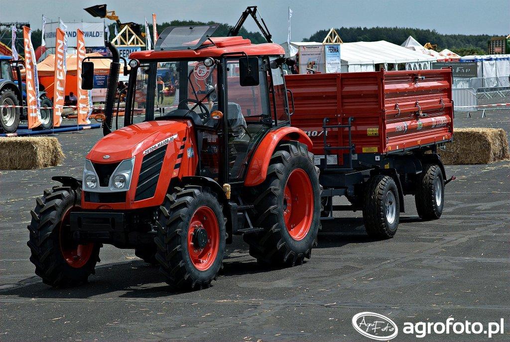 Zetor Major 80