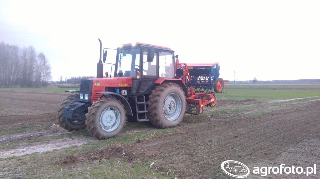 Belarus 952+Armasz+Nordsten