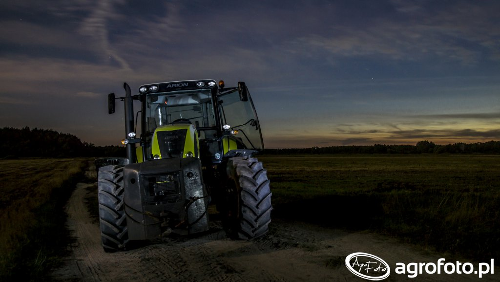 Claas Arion 610
