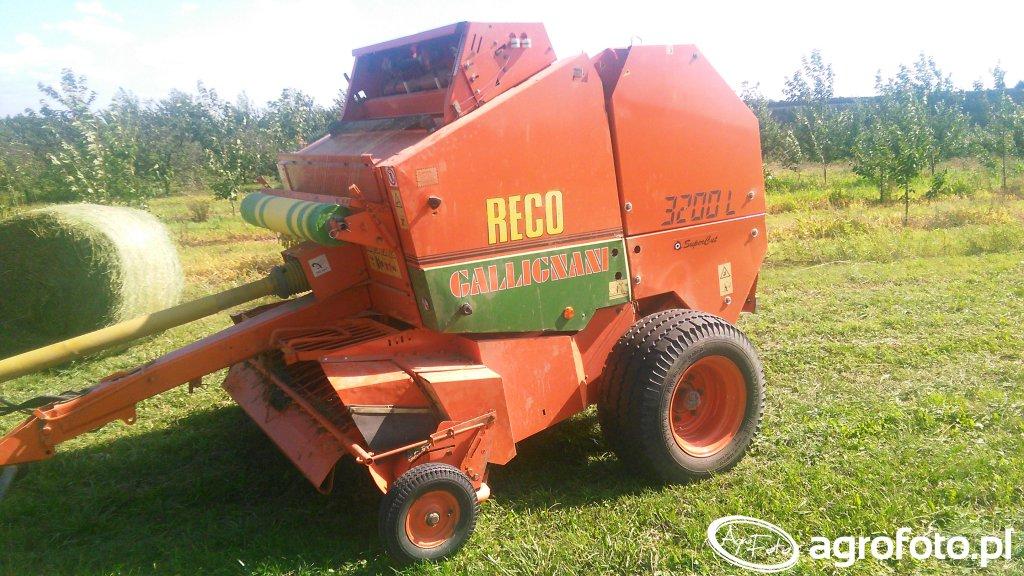 Gallignani RECO 3200 L