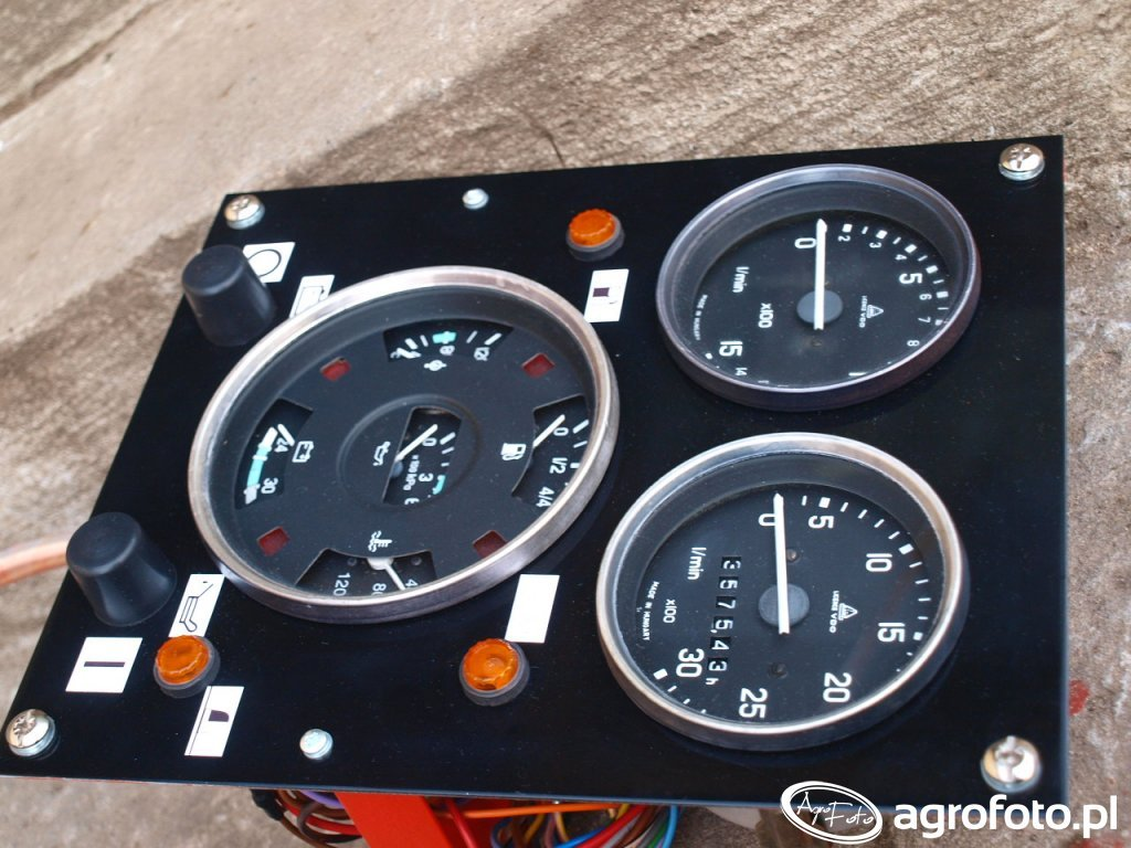 Deska zegarowa Bizon Z056