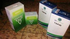 Nasiona buraka cukrowego Bravo i Tapir