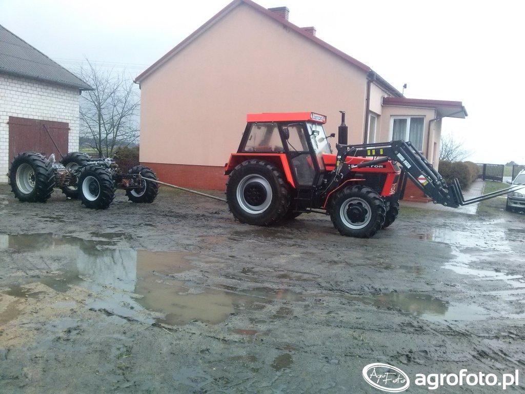 Zetor 10145 & 12145