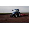 New Holland T6050 & kongskilde