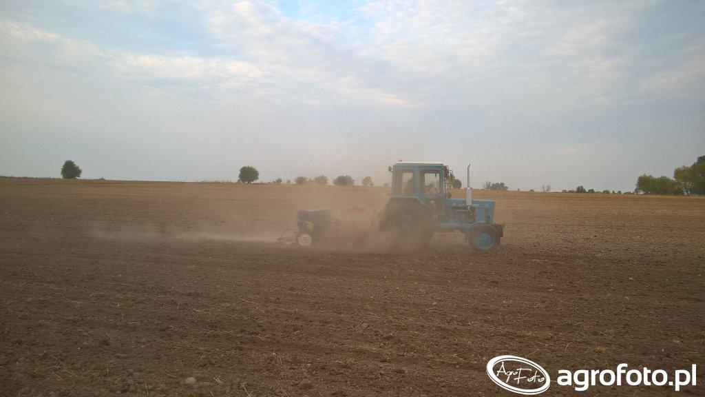 Mtz 80 & Agro-masz & Poznaniak 6