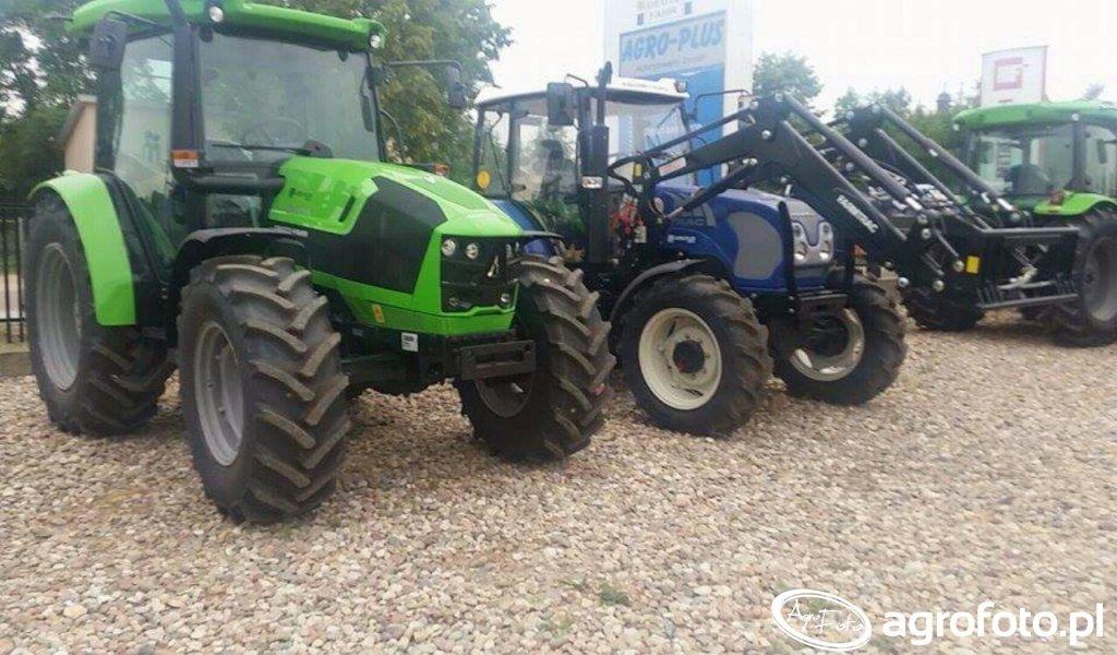 Deutz-Fahr & Farmtrac