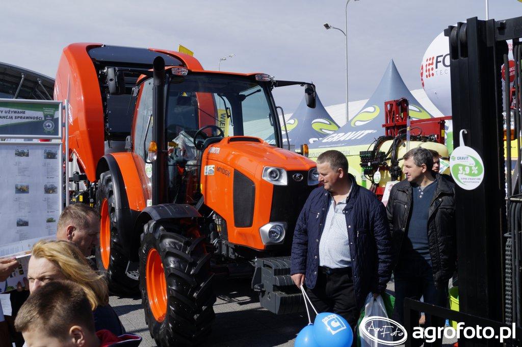 Targi AgroTech Kielce 2015