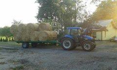 New Holland TD5030 & SAM
