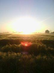Wschód słońca 2015