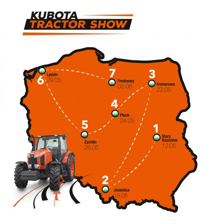 Kubota Tractor Show lokalizacje.jpg