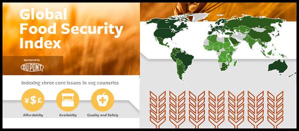 global food security index