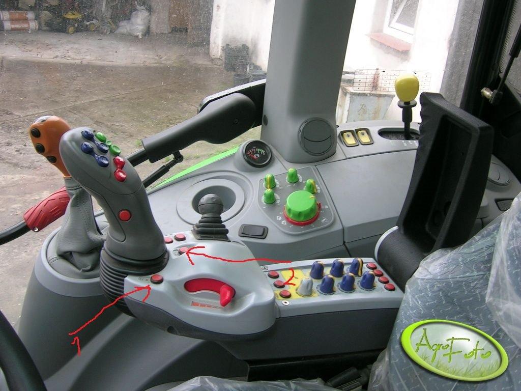 Opis Przycisk 243 W Agrotron K120 Deutz Fahr Lamborghini Same Agrofoto Pl Forum Rolnicze I