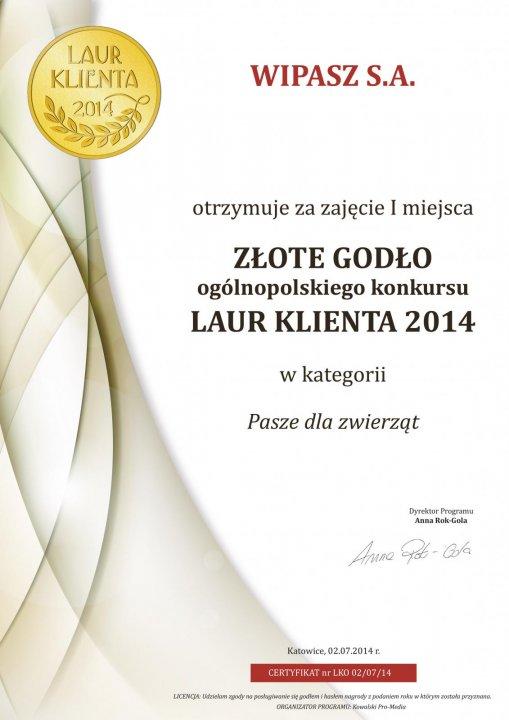 Certyfikat Laur Klienta 2014_male.jpg