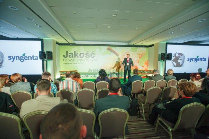 1. Spotkanie rozpoczął Marek Łuczak, dyrektor sprzedaży na Polskę Wschodnią.jpg