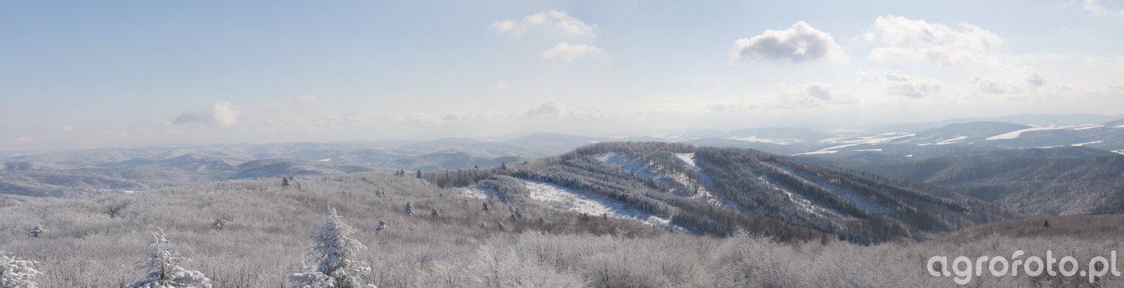Krajobraz Słowacji