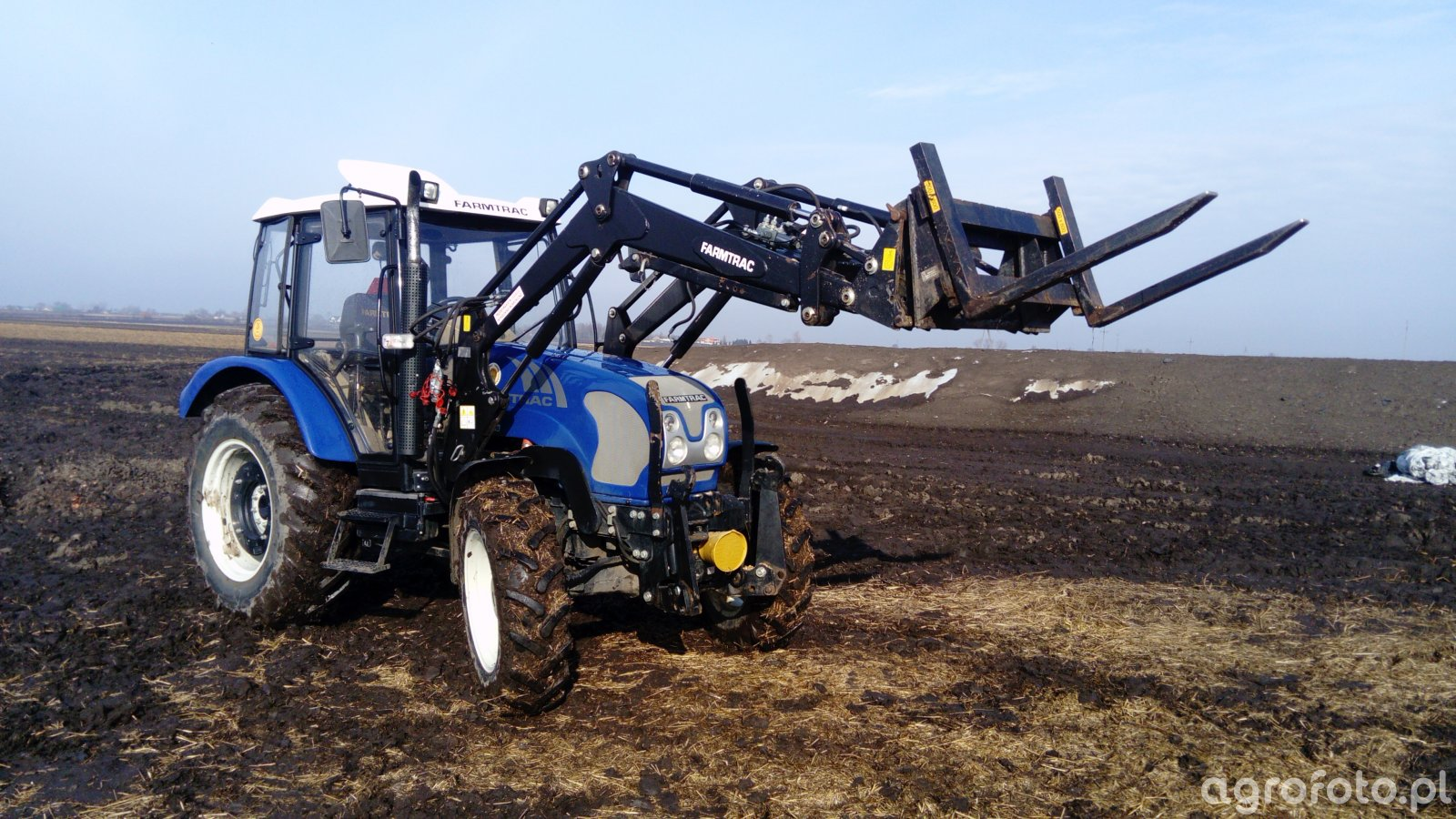 Farmtrac 675dt
