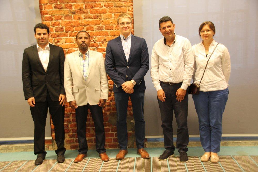 Abdullah Almulhim, Abdalla Elkhatib, A. Kleina, Mohamed Mikou, Lessia Movtchan.JPG