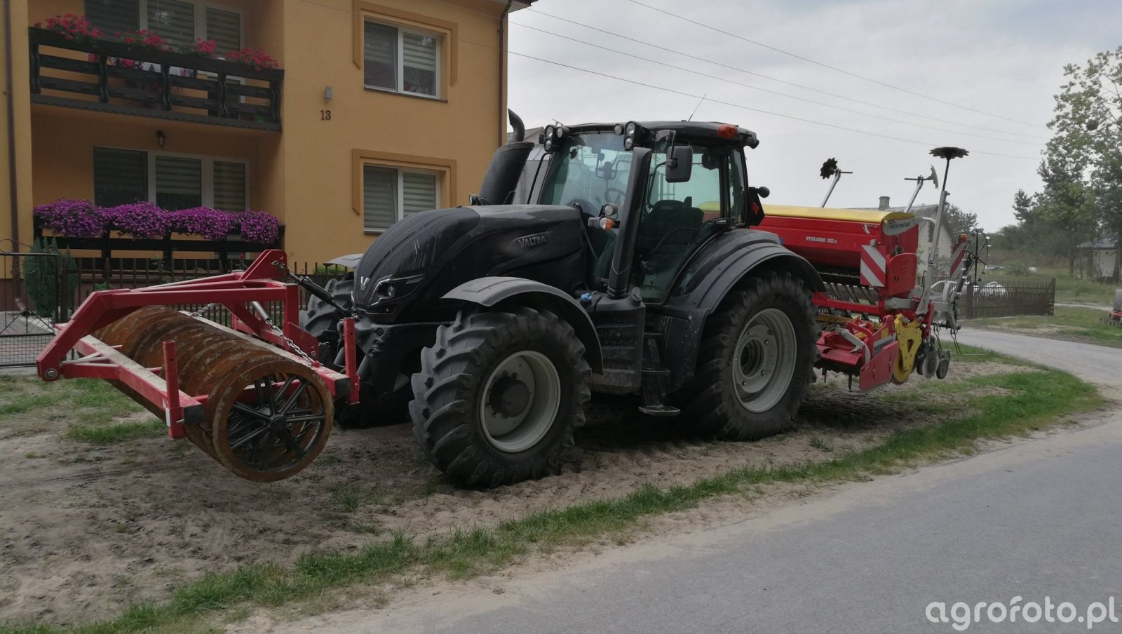 Valtra T144V