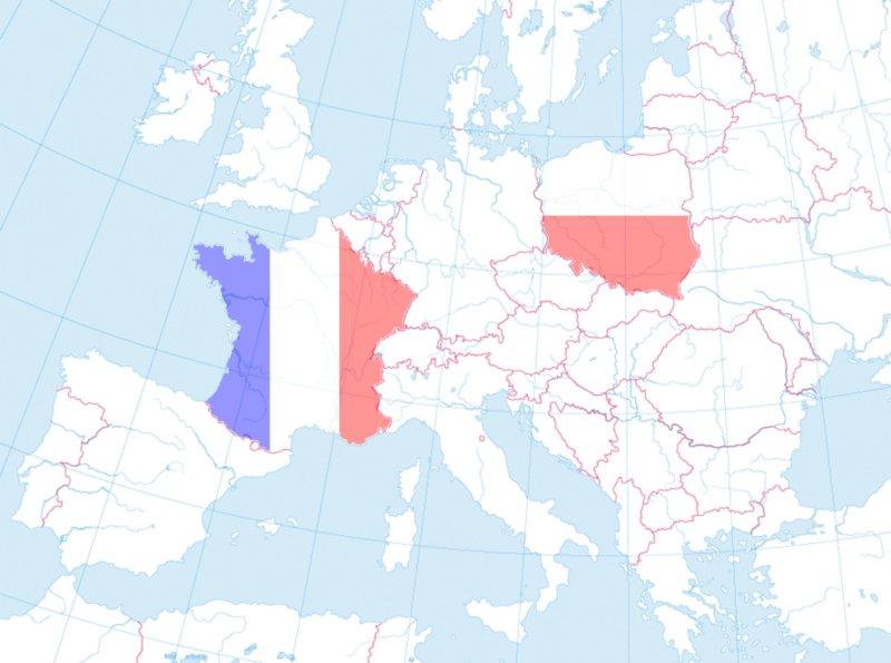 Podłącz tłumaczenie francuski
