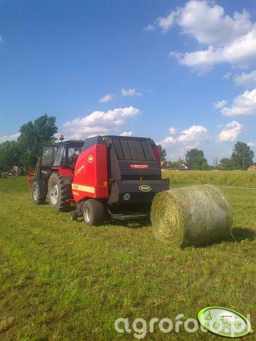 Vicon RV 1601 Infobale + Belarus 1025