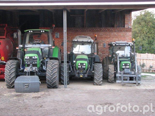 DF Agrotron 6160p Agrofarm 100 Agroplus 320gs