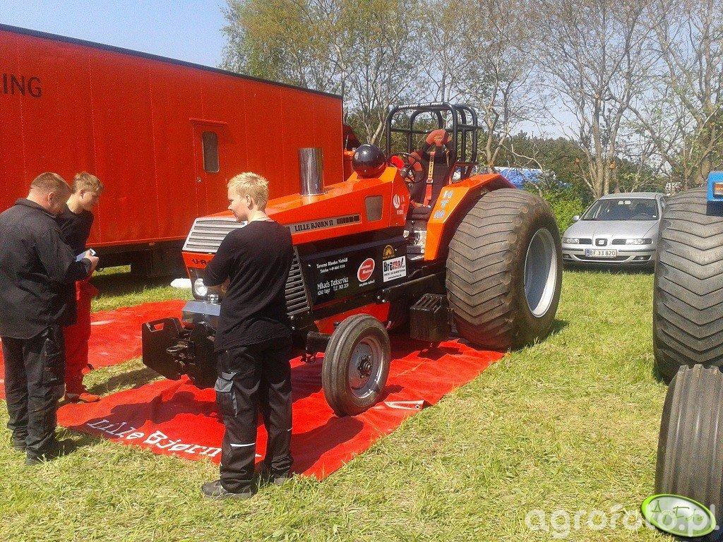 Tractorpulling in Denmark