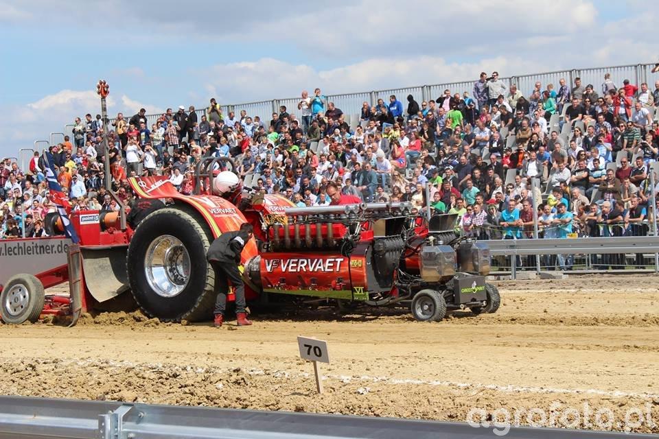 Tractor Pulling w Niepruszewie