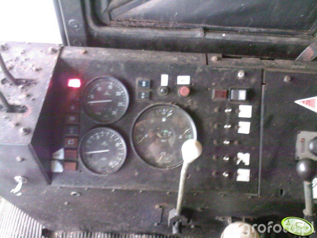 Bizon BS Z-110 kokpit