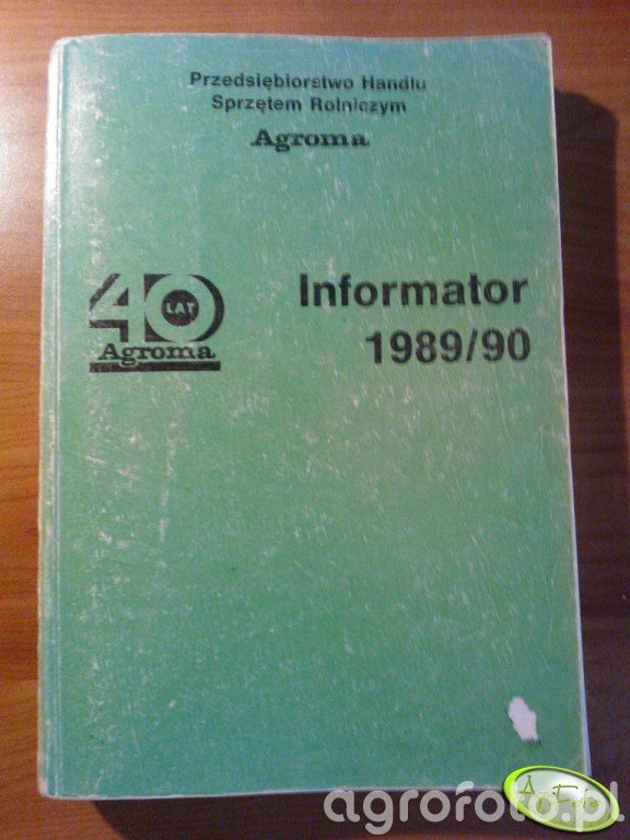 Informator Agroma