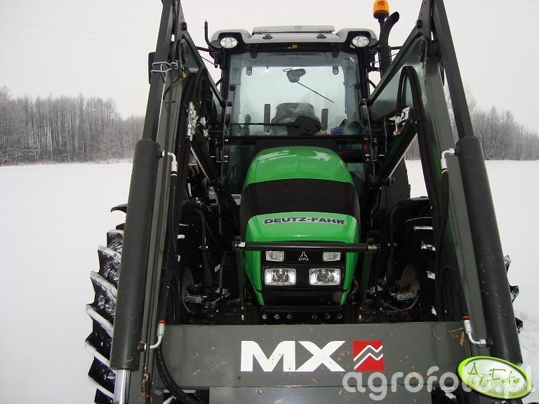 DF Agrofarm 430GS i MX U8