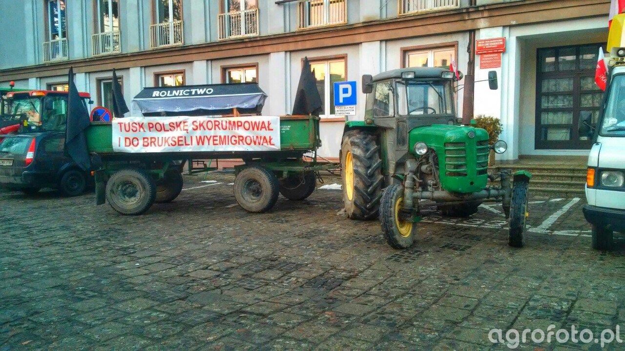 Strajk w Grudziądzu
