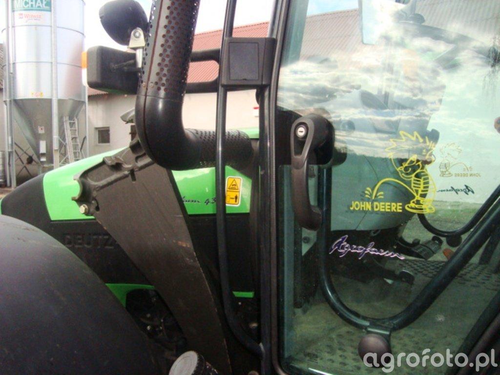 Deutz-Fahr Agrofarm 430GS