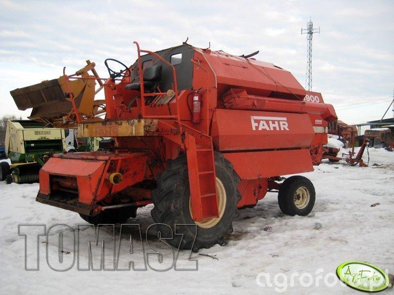 Fahr M900