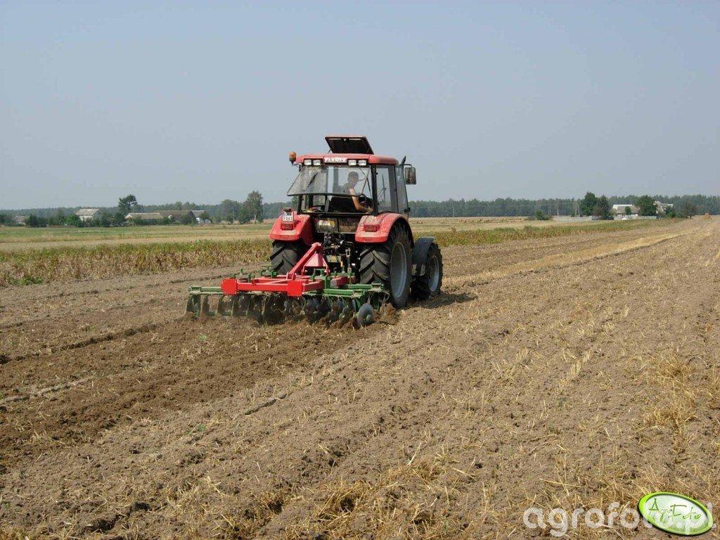 Farmer 8244 C2 + Unia Grudziądz 2,8m